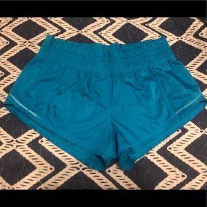 Zella running shorts size medium